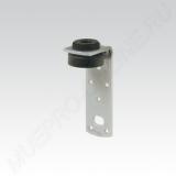 Кронштейн MÜPRO для воздуховода с виброизоляционным элементом