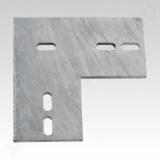 MPT-угловая и T-образная пластина MÜPRO