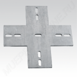 MPT-крестообразная пластина MÜPRO