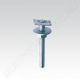 MPC-Крепёжные элементы MÜPRO с прямоугольными головками