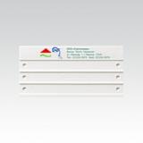 Пластмассовые таблички MÜPRO для планок