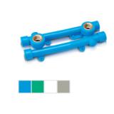 Универсальный комбинированный комплект для смесителей с внутренней резьбой и настенным креплением